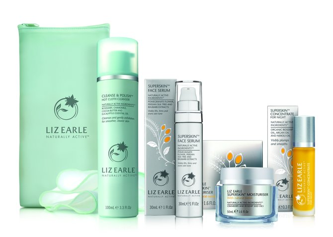 Win A Skin Care Hamper From Liz Earle