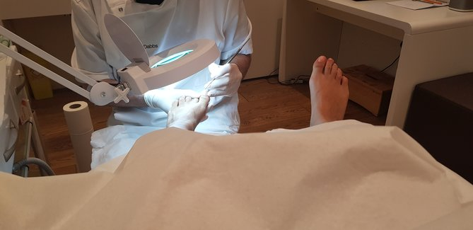 Best clinical pedicure for Summer