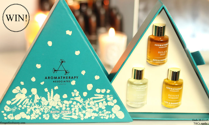WIN! An Aromatherapy Associates Gift Set