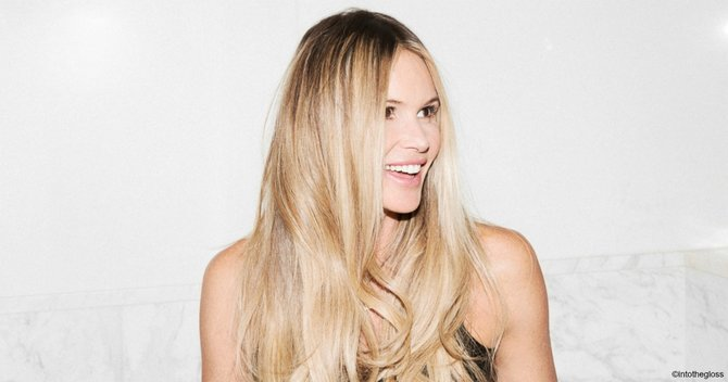 Elle Macpherson's 8 Amazing Anti Aging Rules