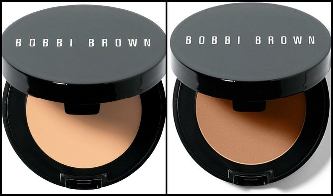 How To Cover Dark Circles With Bobbi Brown Creamy Concealer