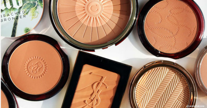 Why You Should Treat Your Bronzer Like An Investment.