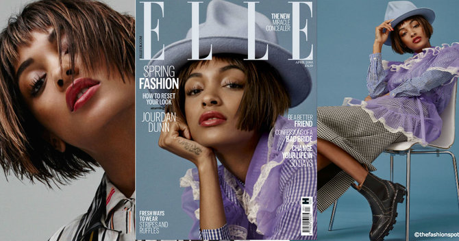 Get The Cover: Get Gorgeously Dewy Skin Like Jourdan Dunn