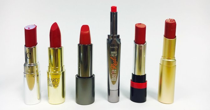 We've Found The 6 Best Red Lipsticks