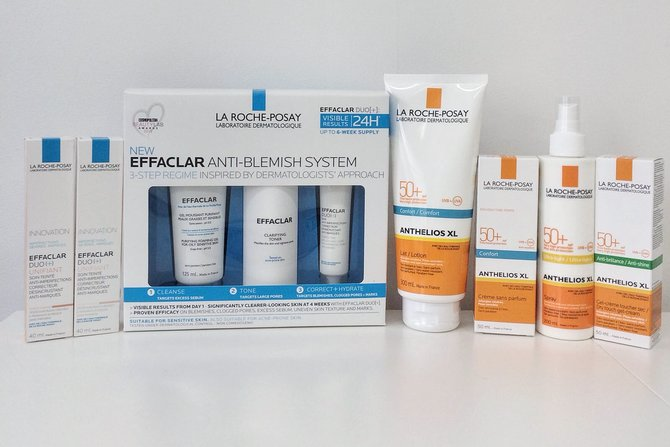 WIN! £130 Worth of Beauty Products From La Roche-Posay
