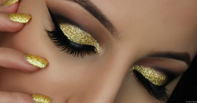 5 Glitter Eye Liners You NEED This NYE