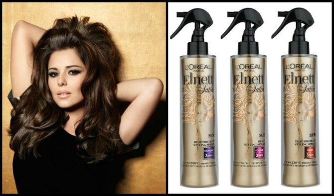 Our Favourite Heat Protect Spray From L'Oreal Paris