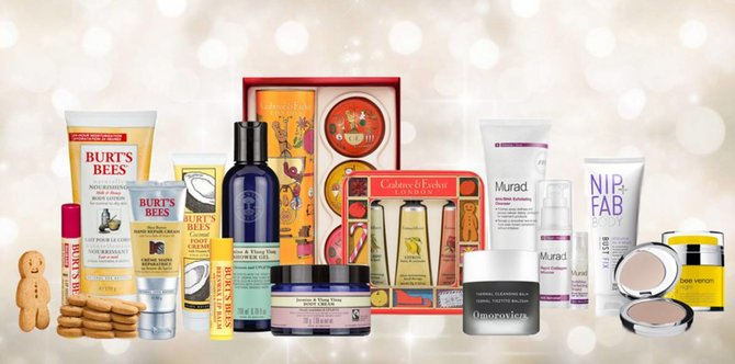 Win a festive beauty hamper for you and a friend