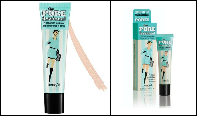 Review on UK's Best Selling Primer: Benefit POREfessional