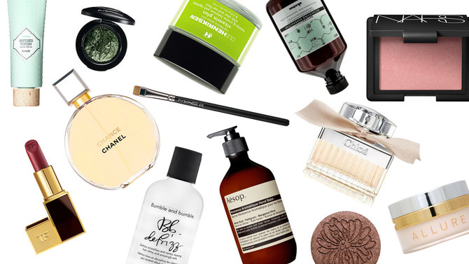 Win a £500 personalised beauty hamper