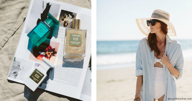 12 Gorgeous Fragrances That smell Like Summer In A Bottle