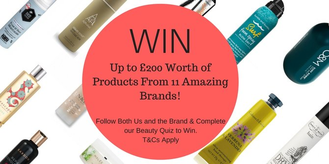 Virtual Advent: WIN Up To £200 Worth of Products from 11 Amazing Brands