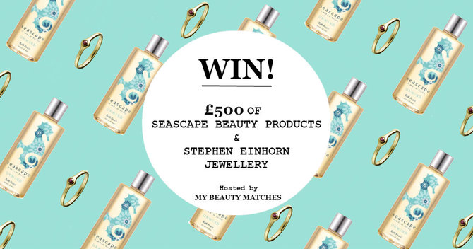 WIN! A Dazzling £500 Prize From Seascape & Stephen Einhorn