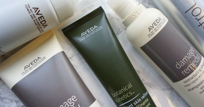WIN 2 Personalised Aveda Hampers Worth £150 Each! One For You And One For A Friend