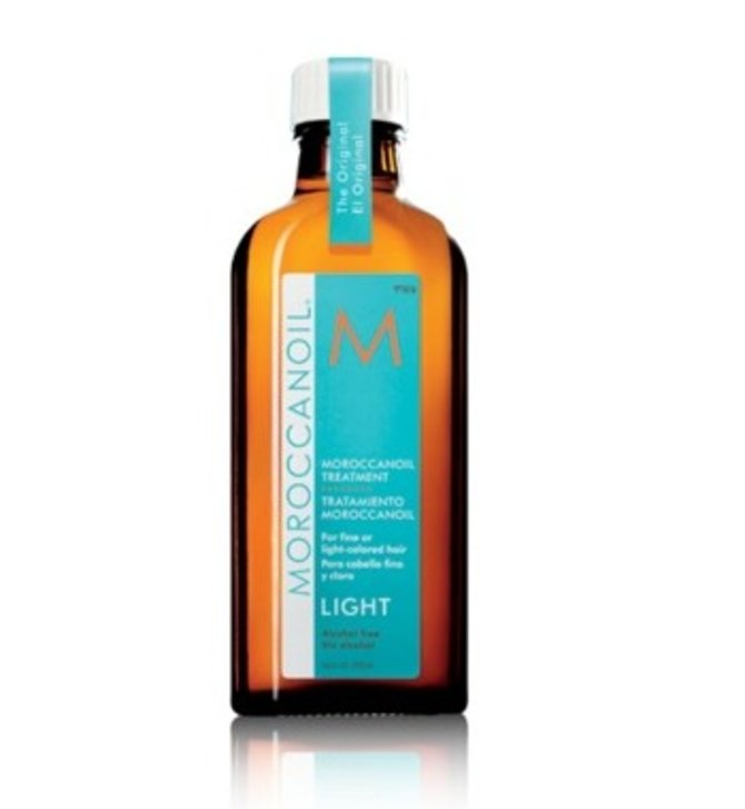 Best Oil for Dry/Frizzy Hair: Moroccan Hair Oil