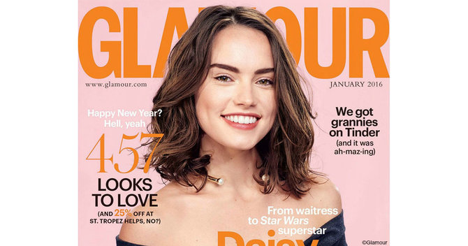 Get The Cover: Reawaken Your Look With Daisy Ridley