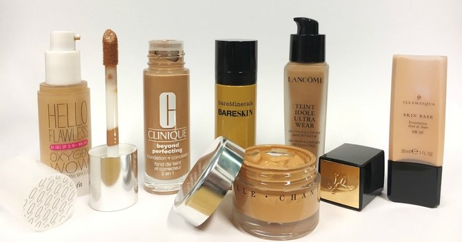 We Tested The TOP 8 Foundations, So You Don't Have To