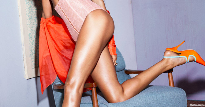 Leg Contouring : How To Get Legs Like a Model