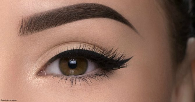 Get Perfect Brows With This Surprising Beauty Hack