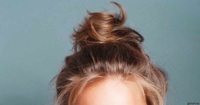 How To: Suns Out (messy) Bun's Out!