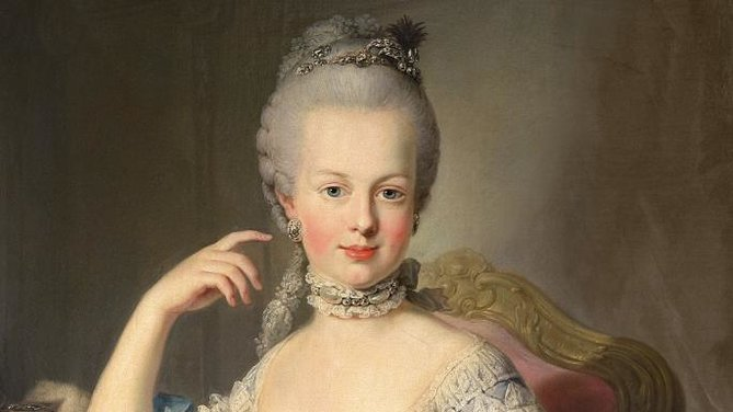 Marie Antoinette's Beauty Regime In The 21st Century