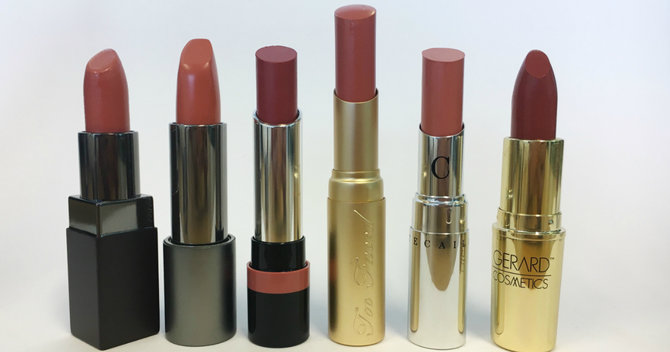 Beauty brands that nail 'nude' lipstick