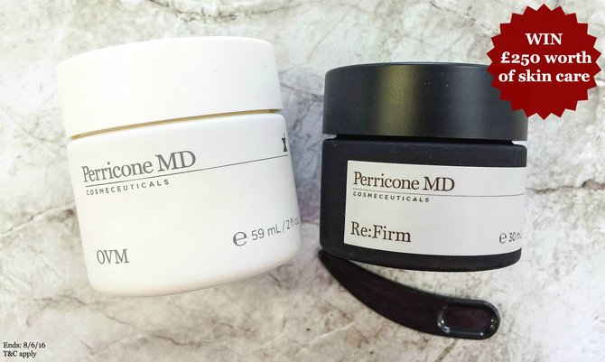 WIN! A Luxury Perricone MD Skin Care Set worth £250!