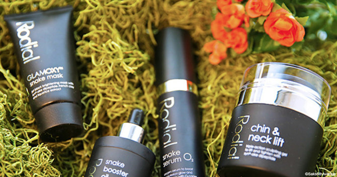 Harness The Power Of Nature With Our Brand Of The Month: Rodial