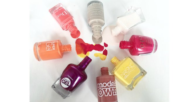 We've Tried And Tested The 7 Best Gel Effect Nail Polishes