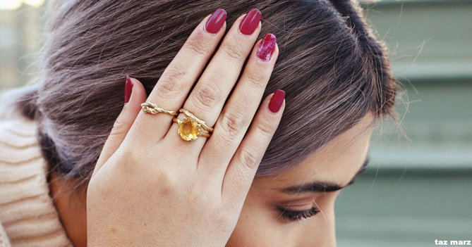 The Autumnal Nail Shades You Need To Be Wearing This Season