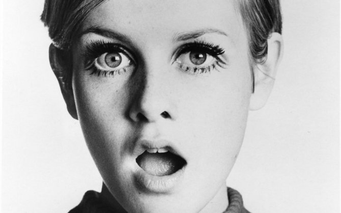 Twiggy Mascara