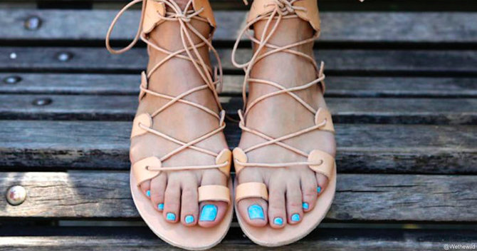 Happy Feet: The Ultimate Beauty Guide For Sandal-Ready Feet