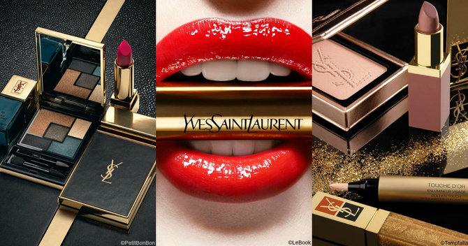 Refresh Your Look This Spring With Our Brand Of The Month: YSL